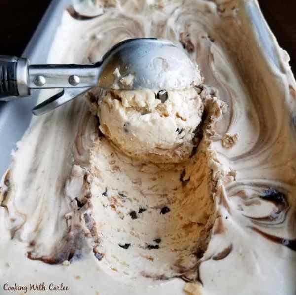 Sundae cone dream ice cream