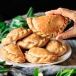 Argentinian-Style Baked Chicken Empanadas