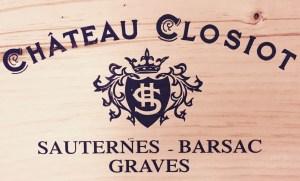 Chateau Cloisot Bordeaux