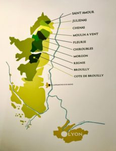 Beaujolais Cru wines