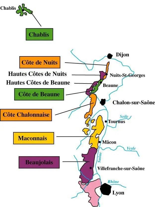 Southern Bourgogne