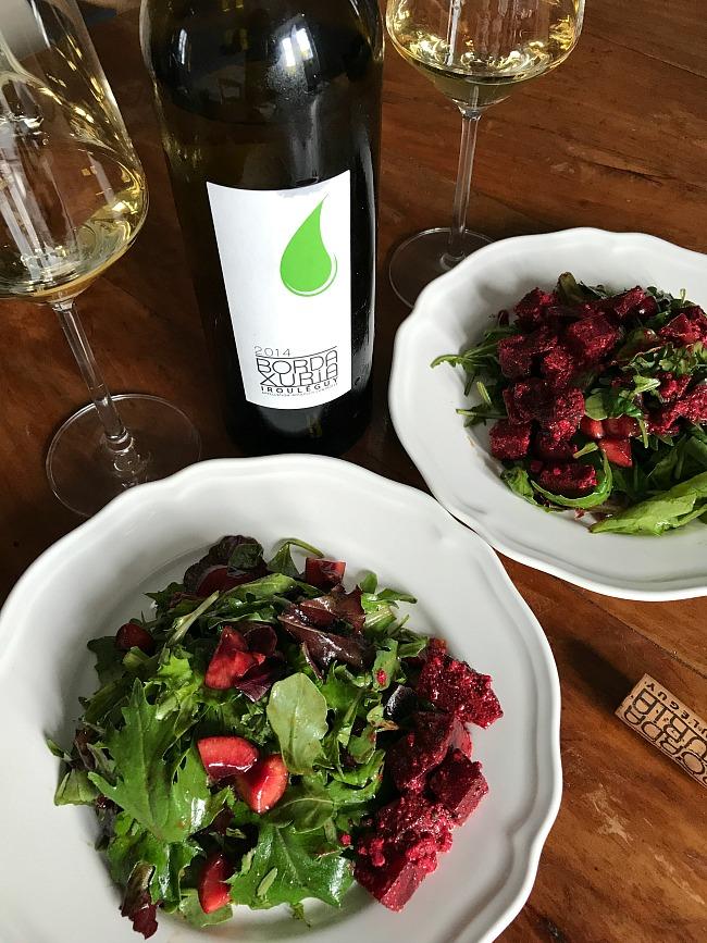 pays basque wine