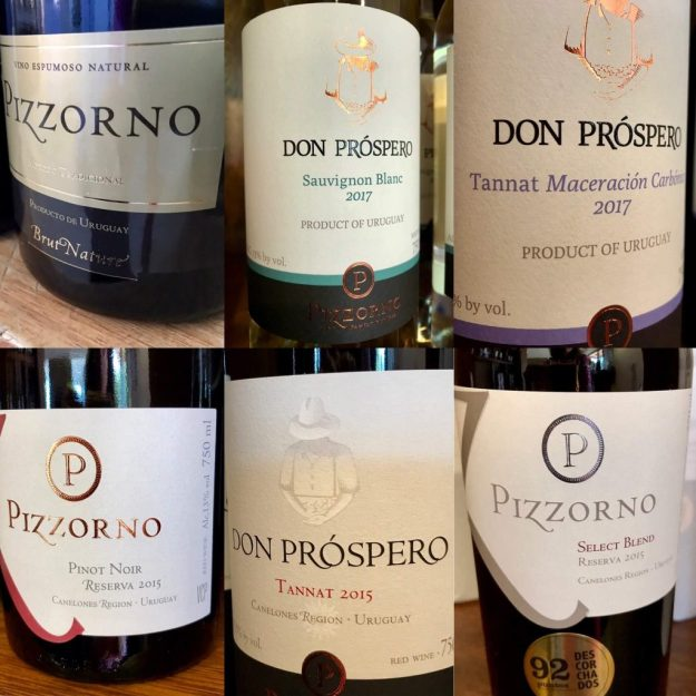 Pizzorno Family Estates Uruguay wine