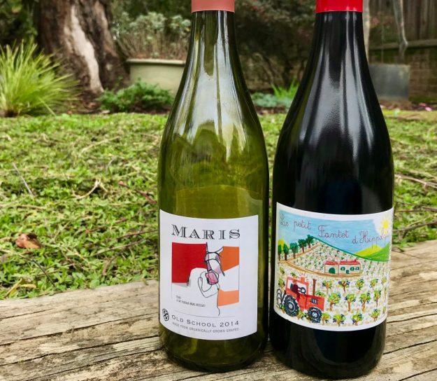corbieres minervois organic wine