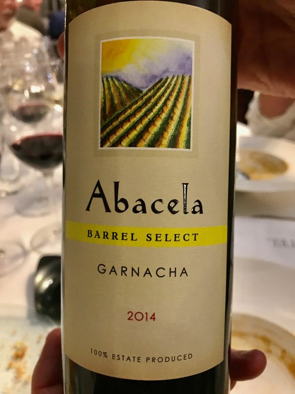 Abacela garnacha applegate valley oregon