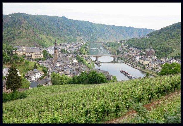 Mosel River Cochem Weingut Ring