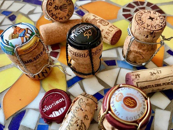 A Medley of Italian Sparkling Wines #ItalianFWT