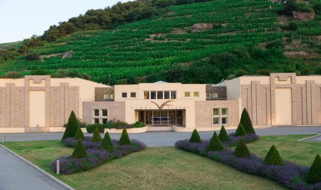 Maison Vidal Fleury winery Rhone Valley France