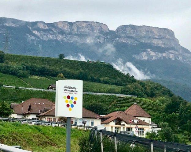 Alto Adige, Sudtirol, South Tyrol, Südtirol Weinstrasse