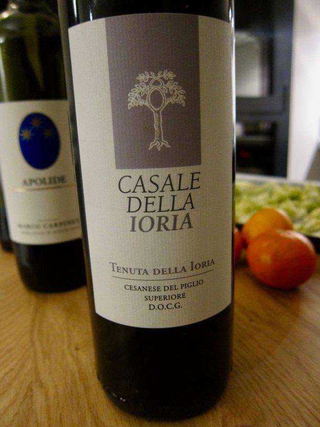 casale della ioria tenuta della ioria cesanese del piglio docg wine lazio