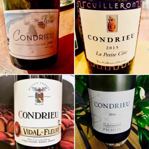 Condrieu Northern Rhone vin française