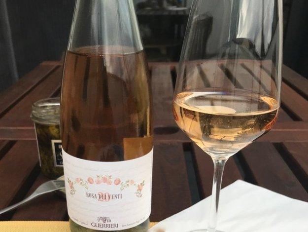 Azienda Guerrieri winery rosato rosé