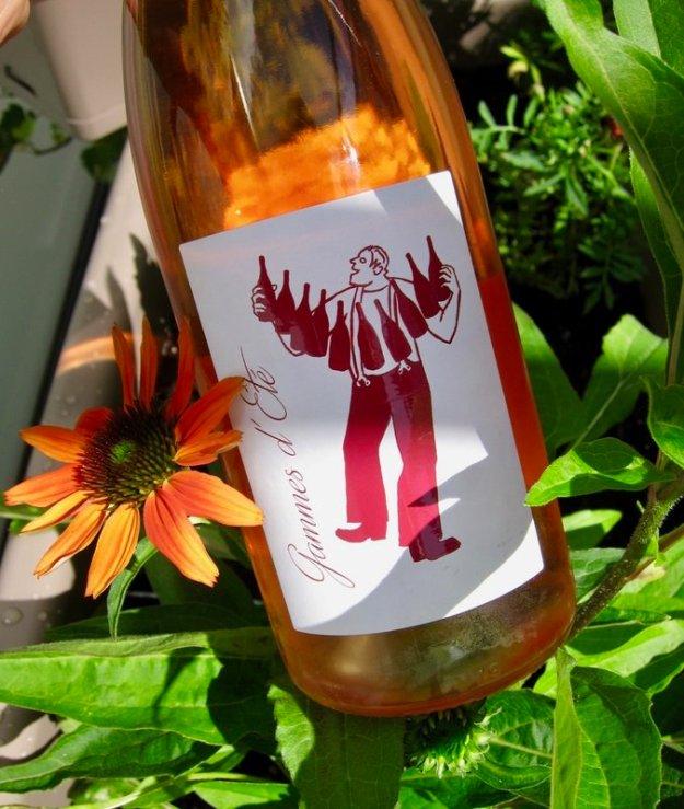 Thierry Michon domaine saint nicolas rosé gammes d'été