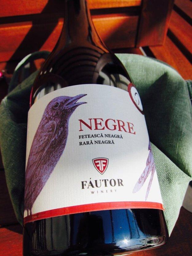 moldova wine Fautor Negre
