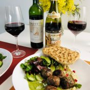 Provence red wines food pairing