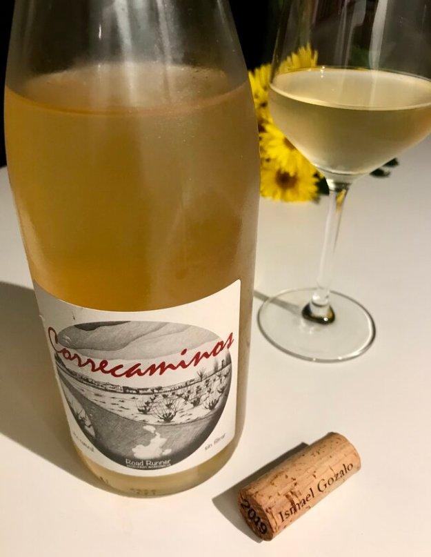 MicroBio Wines Correcaminos Blanco Verdejo