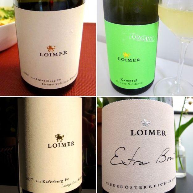 Weingut Fred Loimer Grüner Veltliner Loiserberg Kamptal