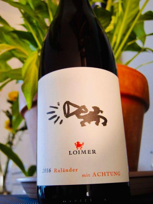 Fred Loimer Rulander mit Achtung 2016