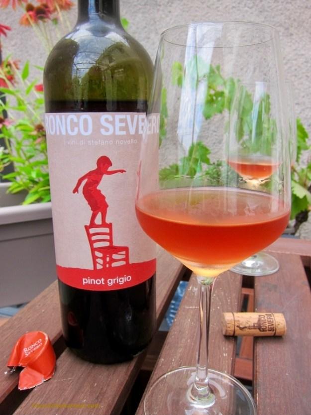 Ronco Severo Pinot Grigio 2018