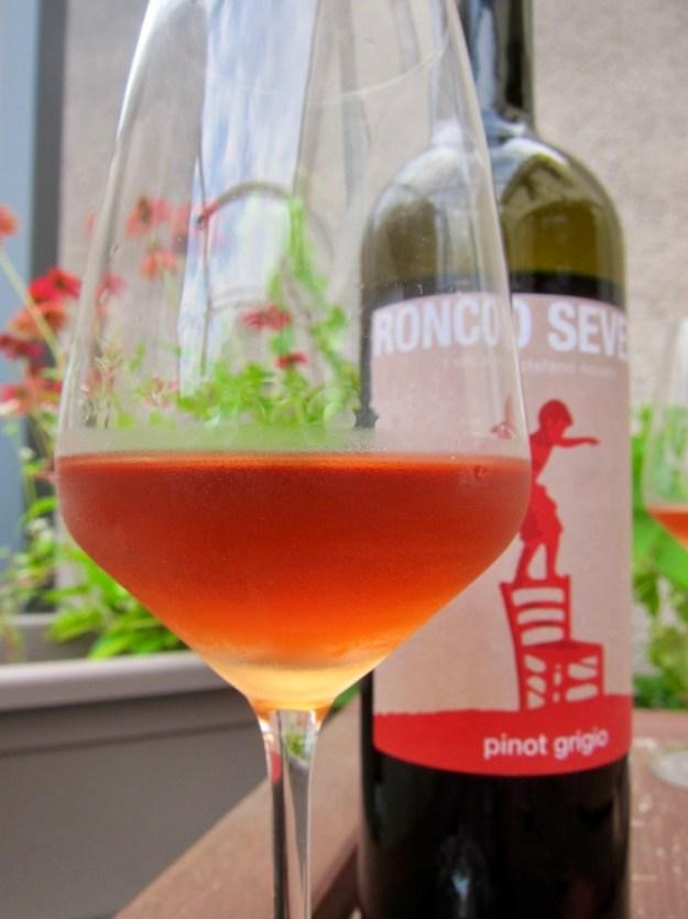 Ronco Severo Pinot Grigio 2018 ramato