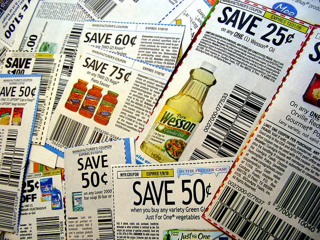 coupon 101 types of coupons