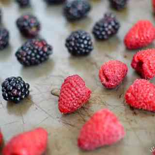 Food Freezing Tips: Berries