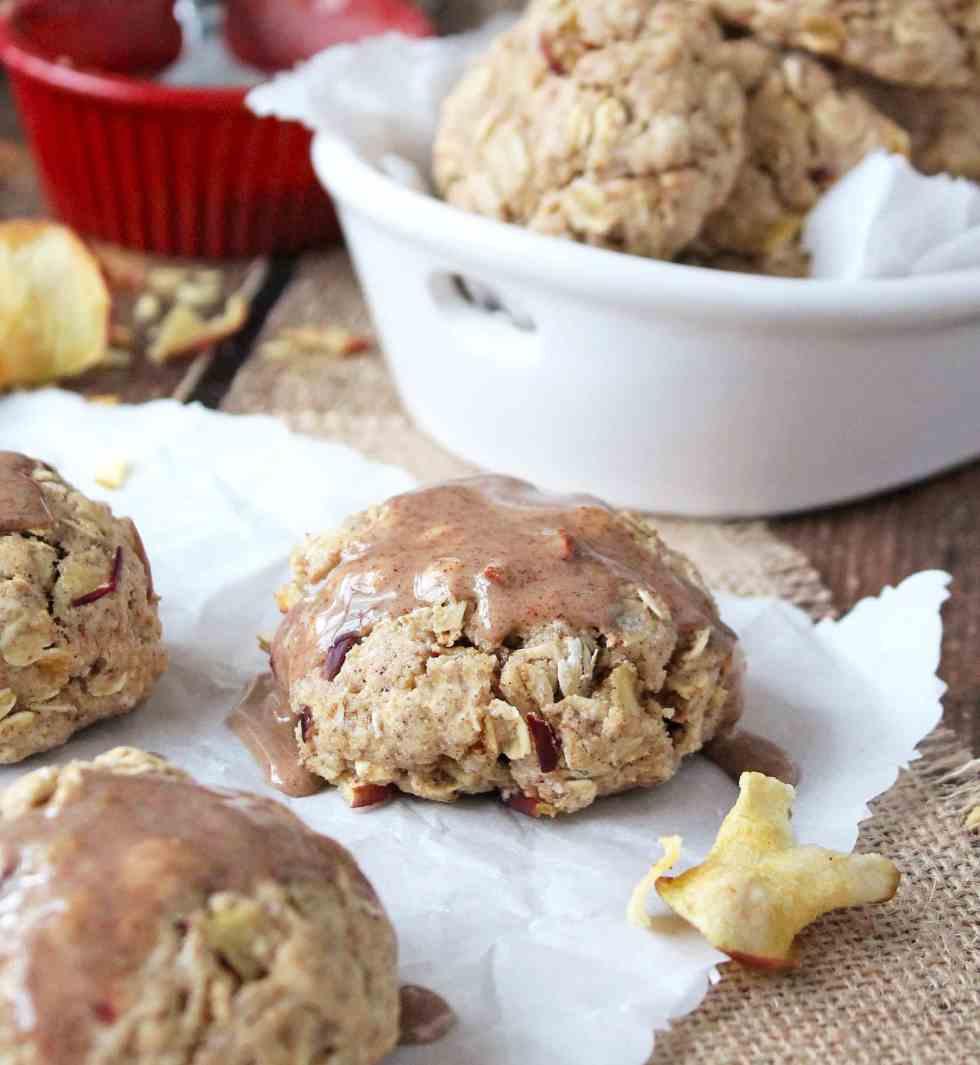 Gluten-Free-Apple-Cinnamon-Vanilla-Cookies-#HolidayWithGlade