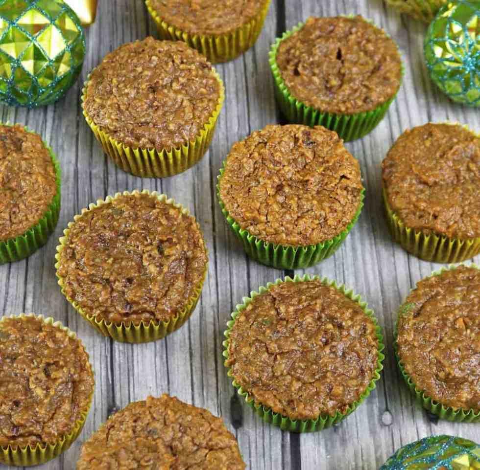 Boozy Christmas Cake Cupcakes - RunninSrilankan
