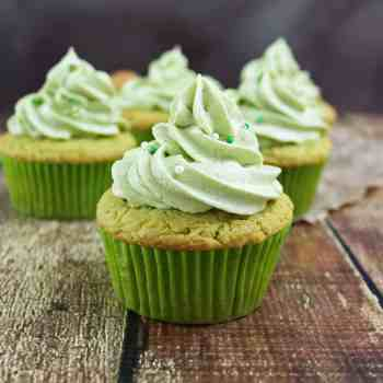 Gluten-Free Avocado Cupcakes