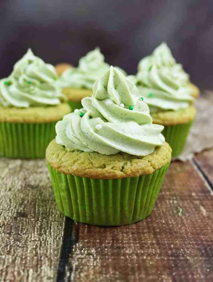 Walmart Family Mobile Plus Gluten-Free Avocado Cupcakes