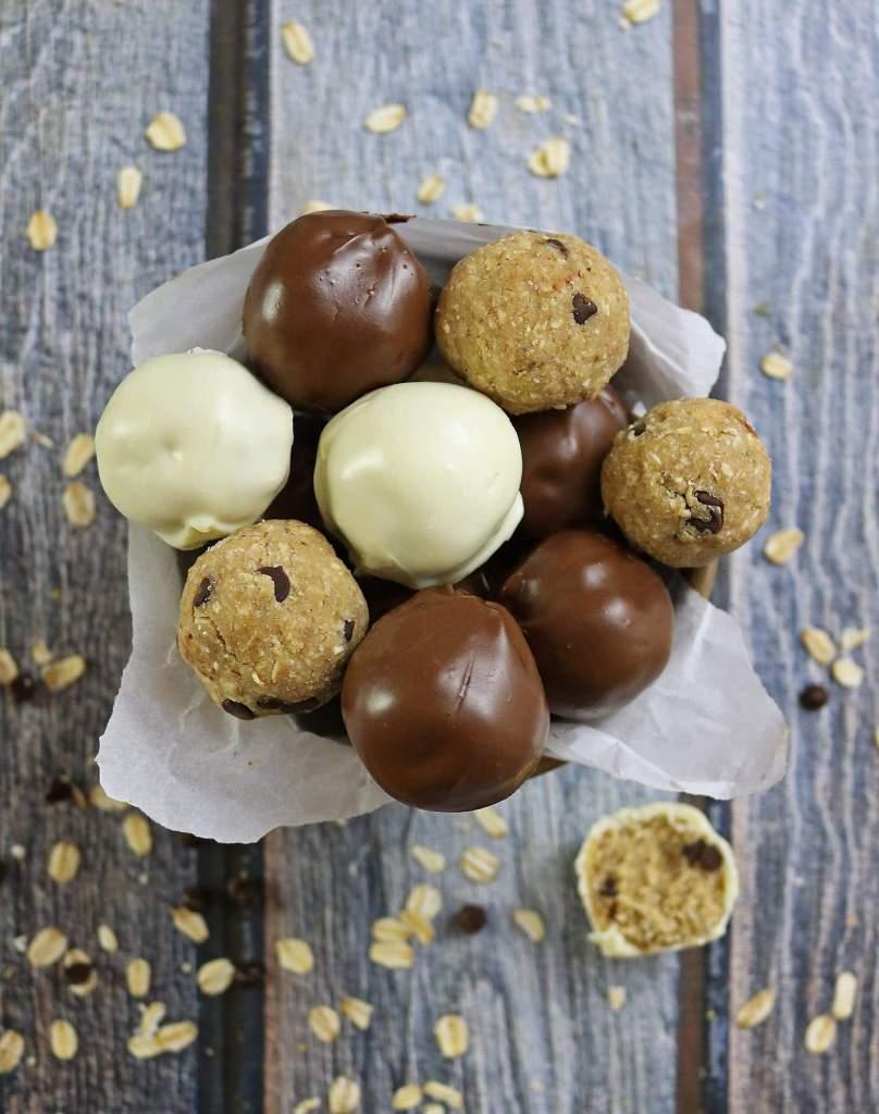Caramel Chocolate Bites
