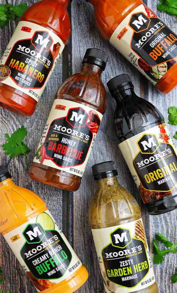 Moore's Sauces and Marinades