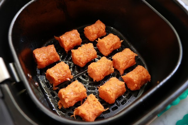 How to cook tater tots in an airfryer