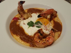 Mesh- Shrimp and Grits