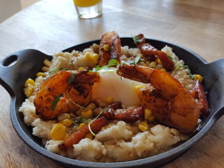 Fontleroy's- Shrimp and Grits