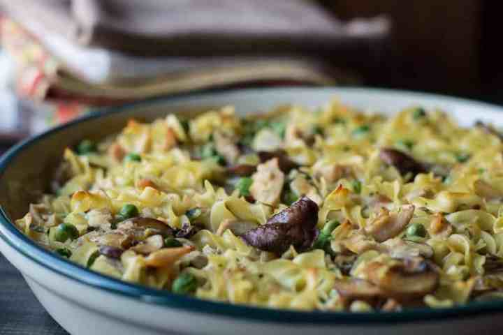 Leftover Turkey Recipes Casserole