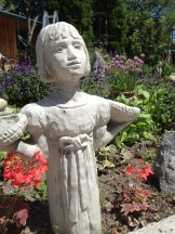 garden angel photo - Karen Anderson