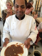 chef Jitendra Sahu of Rohet Garh photo - Karen Anderson