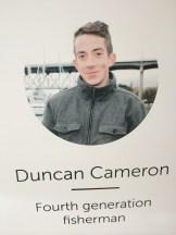 Duncan Cameron joined Skipper Otto's CSF in 2013 photo courtesy of Skipper Otto's CSF