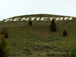 Pentiction Hill - photo - Karen Anderson