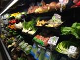 produce deliveries four times a week at Bridgeland Market - photo - Karen Anderson