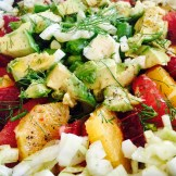 Citrus Bowl Salad - photo - Karen Anderson