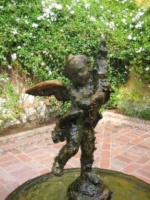 Avignonessi Angel photo - Karen Anderson