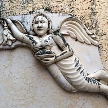 Angel in India photo - Karen Anderson