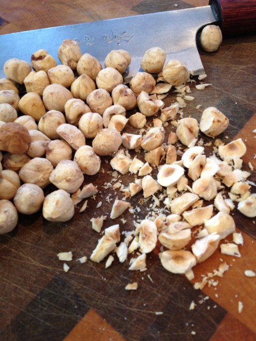 Who knew you could grow hazelnuts in Alberta?