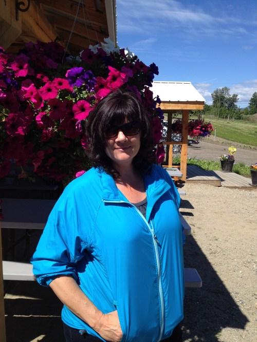 Twyla Campbell, CBC food critic, freelance writer, blogger, Edmonton