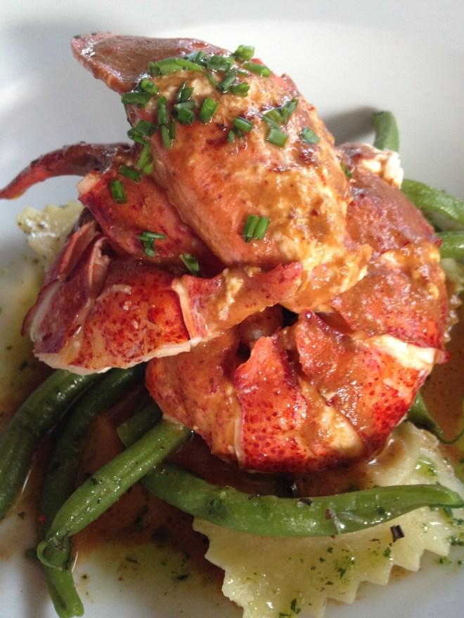 Nude Lobster