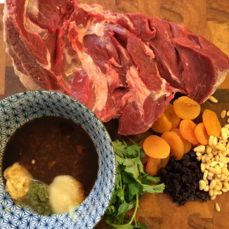 Every great dish starts with great ingredients - in this case Alberta lamb is the star photo -