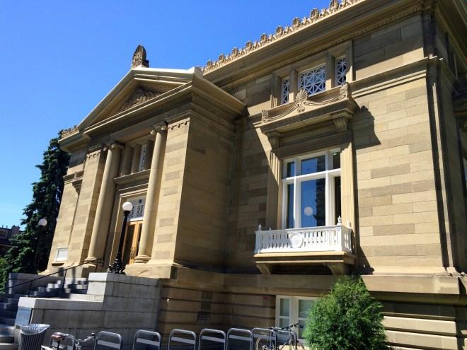 Central Memorial Library