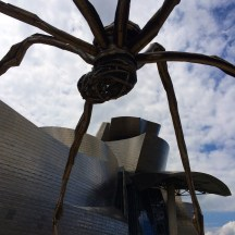 Mamman - by Louise Bourgeois - photo - Karen Anderson